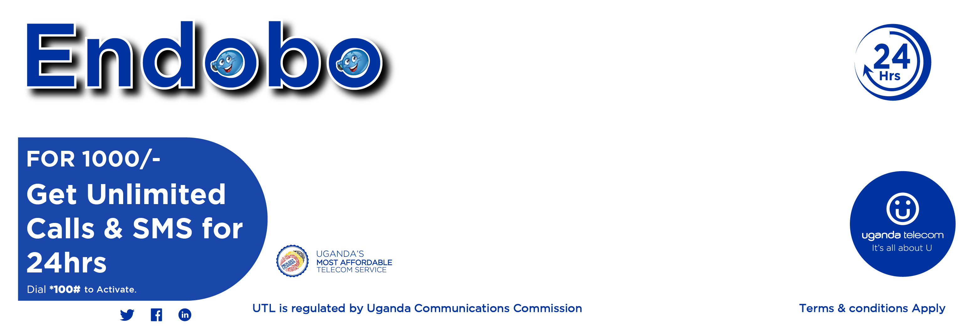 Uganda Telecom – It's all about you!
